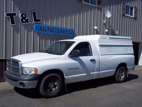 2003 Dodge Ram Pickup 1500 for sale in Sioux Falls, SD