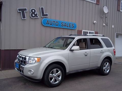 2009 ford escape for sale in south dakota for Wheel city motors sioux falls sd