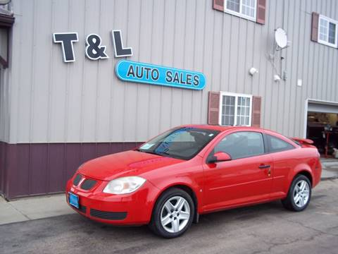 2007 Pontiac G5 for sale in Sioux Falls, SD
