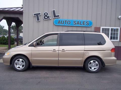 2001 Honda Odyssey for sale in Sioux Falls, SD