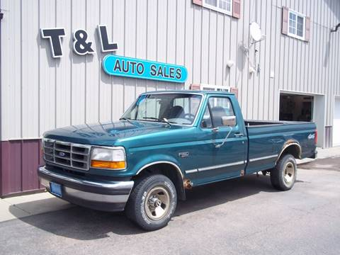 1996 Ford F-150 for sale in Sioux Falls, SD