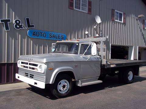 1971 Dodge D350 Pickup for sale in Sioux Falls, SD