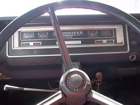 1971 Dodge D350 Pickup