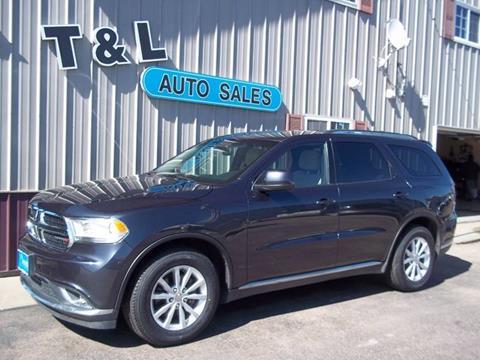 2014 Dodge Durango For Sale >> 2014 Dodge Durango For Sale In Sioux Falls Sd