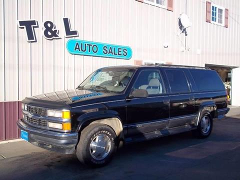 1997 Chevrolet Suburban for sale in Sioux Falls, SD