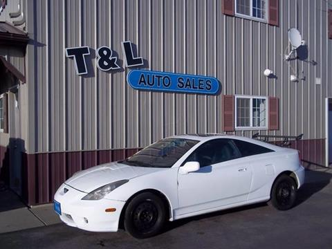 2000 Toyota Celica for sale in Sioux Falls, SD