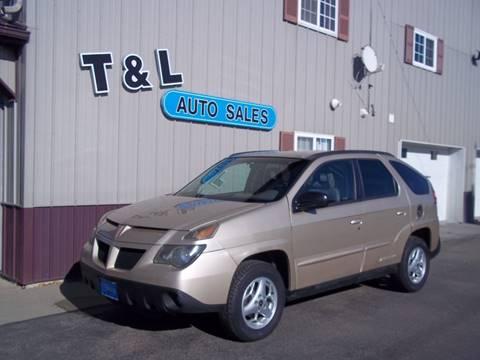 2003 Pontiac Aztek for sale in Sioux Falls, SD