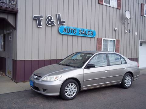 2005 Honda Civic for sale in Sioux Falls, SD