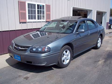 2004 Chevrolet Impala for sale at T and L Auto Sales in Sioux Falls SD