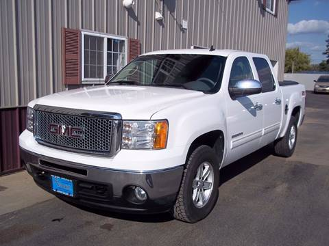 2010 GMC Sierra 1500 for sale at T and L Auto Sales in Sioux Falls SD