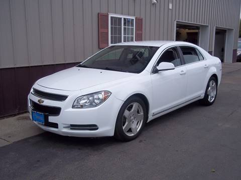 2009 Chevrolet Malibu for sale at T and L Auto Sales in Sioux Falls SD