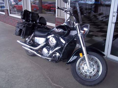 2006 Kawasaki Vulcan for sale at T and L Auto Sales in Sioux Falls SD