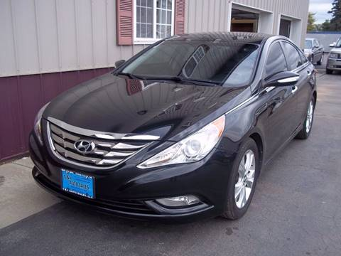 2011 Hyundai Sonata for sale at T and L Auto Sales in Sioux Falls SD