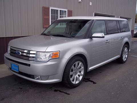2009 Ford Flex for sale at T and L Auto Sales in Sioux Falls SD