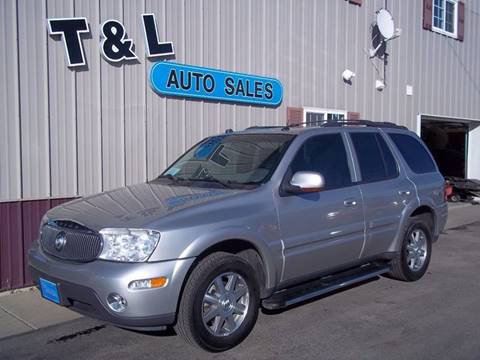 2004 Buick Rainier for sale at T and L Auto Sales in Sioux Falls SD