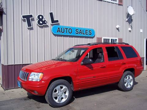 2001 Jeep Grand Cherokee for sale in Sioux Falls, SD