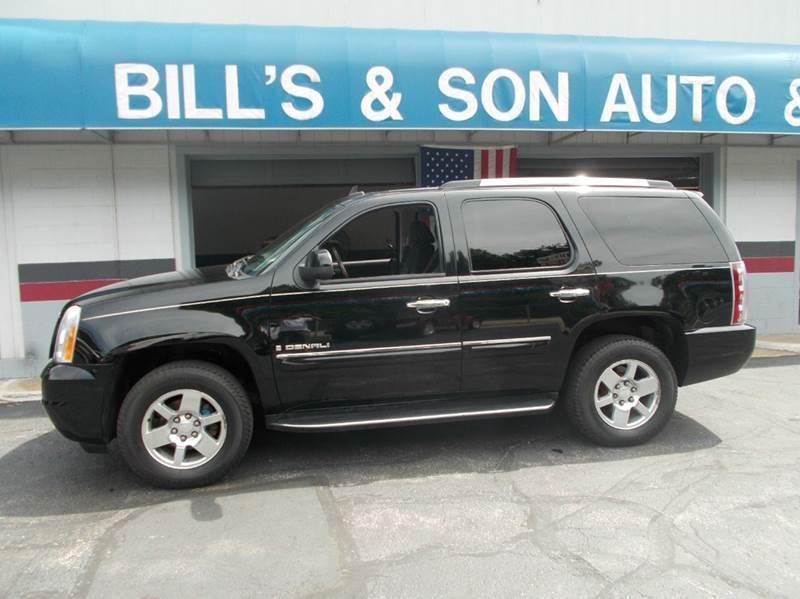 2007 Gmc Yukon Denali In Ravenna Oh Bills Son Auto Truck Inc