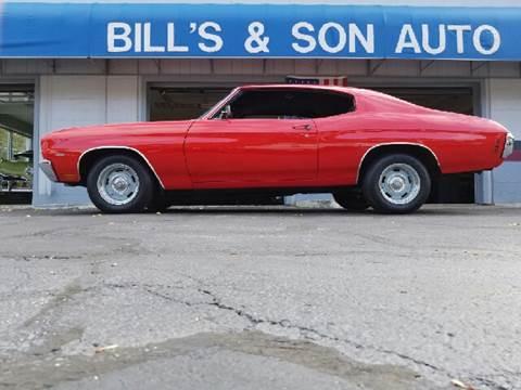 1970 Chevrolet Chevelle Malibu for sale at Bill's & Son Auto Truck Inc in Ravenna OH