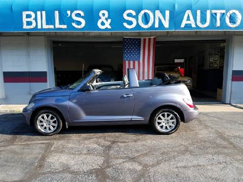 2007 Chrysler PT Cruiser for sale at Bill's & Son Auto Truck Inc in Ravenna OH
