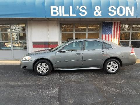 2009 Chevrolet Impala for sale at Bill's & Son Auto Truck Inc in Ravenna OH
