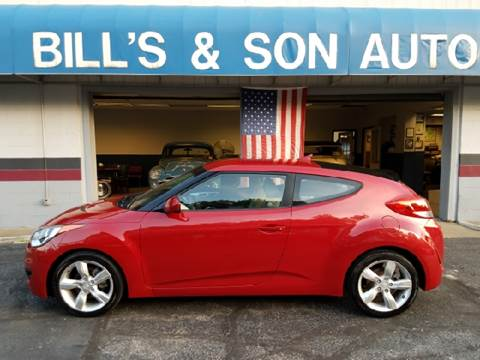2012 Hyundai Veloster for sale at Bill's & Son Auto Truck Inc in Ravenna OH