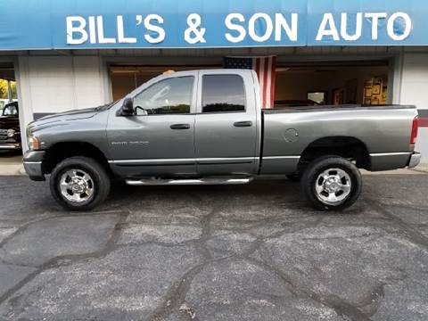 2005 Dodge Ram Pickup 3500 for sale at Bill's & Son Auto Truck Inc in Ravenna OH
