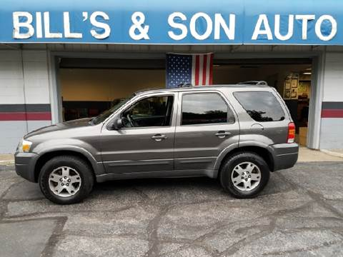 2005 Ford Escape for sale at Bill's & Son Auto Truck Inc in Ravenna OH