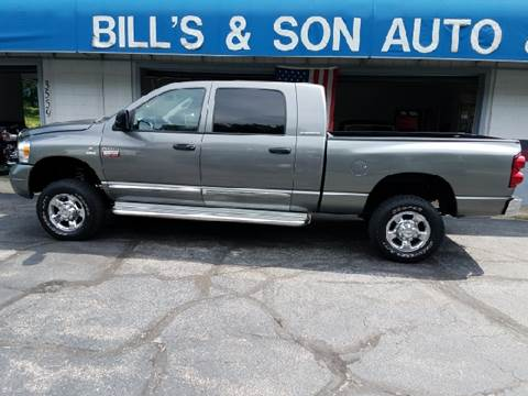 2007 Dodge Ram Pickup 2500 for sale at Bill's & Son Auto Truck Inc in Ravenna OH