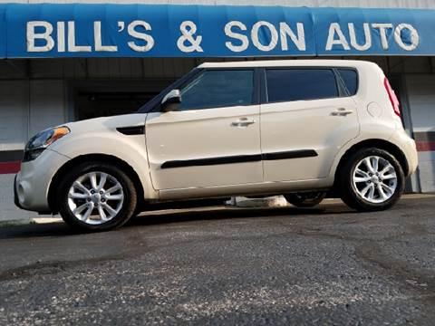 2013 Kia Soul for sale at Bill's & Son Auto Truck Inc in Ravenna OH