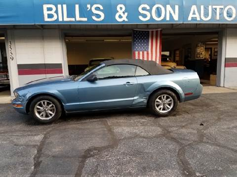 2005 Ford Mustang for sale at Bill's & Son Auto Truck Inc in Ravenna OH