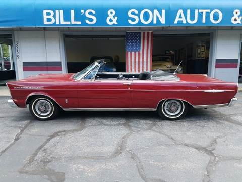 1965 Ford Galaxie 500XL for sale at Bill's & Son Auto Truck Inc in Ravenna OH