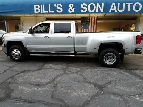 2017 Chevrolet Silverado 3500HD for sale at Bill's & Son Auto Truck Inc in Ravenna OH