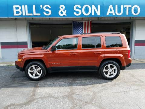 2012 Jeep Patriot for sale at Bill's & Son Auto Truck Inc in Ravenna OH