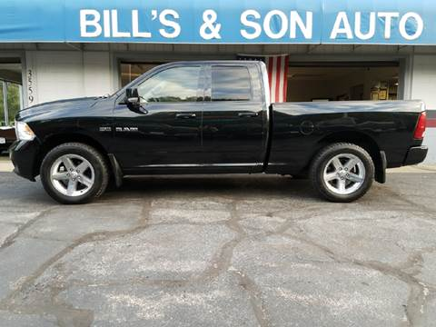 2009 Dodge Ram Pickup 1500 for sale at Bill's & Son Auto Truck Inc in Ravenna OH