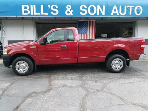 2007 Ford F-150 for sale at Bill's & Son Auto Truck Inc in Ravenna OH