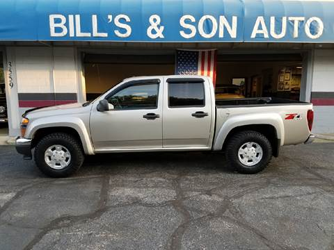 2004 Chevrolet Colorado for sale at Bill's & Son Auto Truck Inc in Ravenna OH
