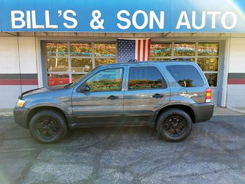2006 Ford Escape for sale at Bill's & Son Auto Truck Inc in Ravenna OH