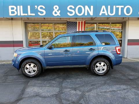 2009 Ford Escape for sale at Bill's & Son Auto Truck Inc in Ravenna OH