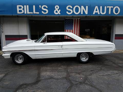 1964 Ford Galaxie for sale in Ravenna, OH