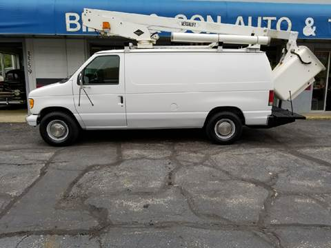 2000 Ford E-350 for sale at Bill's & Son Auto Truck Inc in Ravenna OH