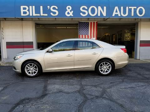 2016 Chevrolet Malibu Limited for sale at Bill's & Son Auto Truck Inc in Ravenna OH