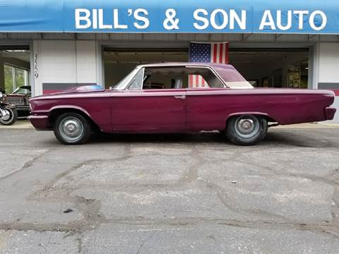1963 Ford Galaxie 500 for sale in Ravenna, OH
