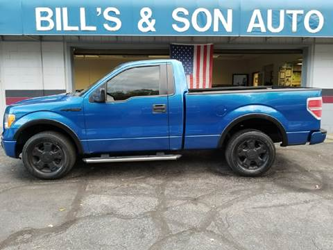 2009 Ford F-150 for sale in Ravenna, OH