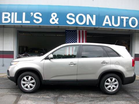 2013 Kia Sorento for sale at Bill's & Son Auto/Truck Inc in Ravenna OH