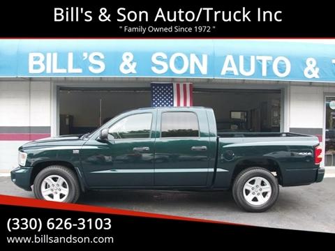 2011 RAM Dakota for sale at Bill's & Son Auto/Truck Inc in Ravenna OH