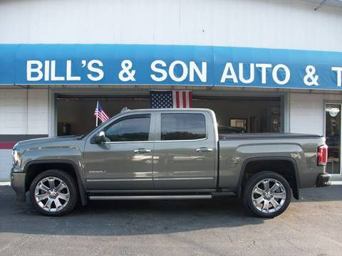 2017 GMC Sierra 1500 for sale at Bill's & Son Auto/Truck Inc in Ravenna OH