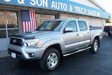 2014 Toyota Tacoma for sale at Bill's & Son Auto/Truck Inc in Ravenna OH