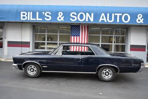 1965 Pontiac GTO for sale in Ravenna, OH