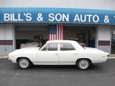 1967 Chevrolet Chevelle for sale at Bill's & Son Auto/Truck Inc in Ravenna OH