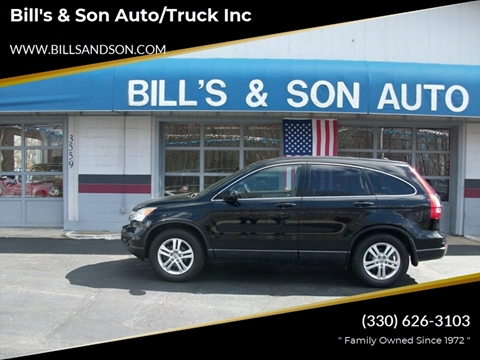 2011 Honda CR-V for sale at Bill's & Son Auto/Truck Inc in Ravenna OH